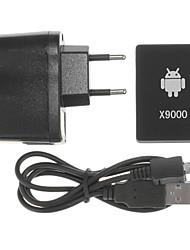 Cool Portable X9000 MMS GMS Burglar Alarm Home Monitor for Pet Child Elder