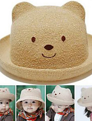 Kid's Little Bear Style Sun Hat