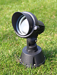 LED Spotlight Flood Light, 3 LEDs, Ip65 Waterproof Die-Casting Aluminum Glass(LEH-86001)