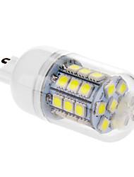 6W G9 LED Corn Lights T 31 460 lm Cool White AC 220-240 V