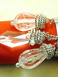 Transparent Round Napkin Ring