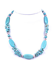 CUISHANG Lovely Design Turquoise Necklace