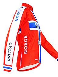 Kooplus - Norwegian National Team Cycling Long Sleeve Fleece Jersey