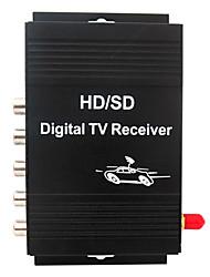 ATSC-MH США приемник цифрового ТВ с 4 Видео вход / выход (композитный видеовыход CVBS, М-488X)
