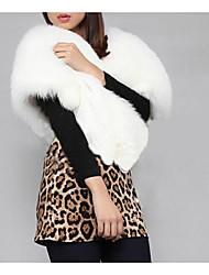 Fox Fur Party/Casual Wraps