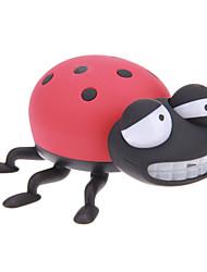 Personalized Ladybug Mini Speaker Cute Animal Appearance Support Fm Radio TF Crad Led Display