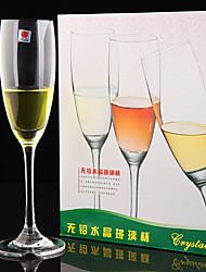 Vidro de vinho de altura, 5,5 onças de vidro