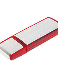 4GB USB Flash Disk Voice Recorder Red