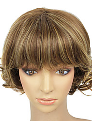 Women's Wigs Stylish Synthetic Wigs Short Curly Synthetic Wig