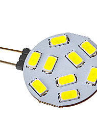 Spot LED Blanc Froid G4 3W 9 SMD 5730 120-150 LM V