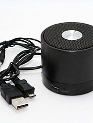 V4.0 Bluetooth Portable basse 2 canaux Président W Microphone - Noir