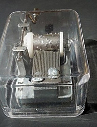 Hand Crank Music Box Gurdy Love Story