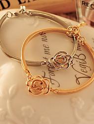 Dm vintage Rose crystal diamond bracelet(Screen Color)