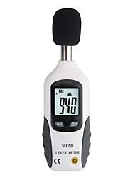 Schallpegelmesser (0 ~ 40 ℃, 1 ℃)
