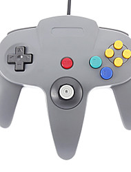 Wired Joystick Video Game Controller for Nintendo 64 (Black)