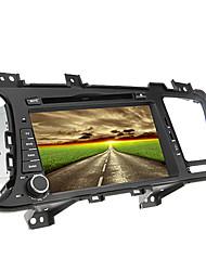 8 pouces 2Din Android 4.0 Lecteur DVD de voiture pour KIA K5/OPTIMA (2011-2012) Avec le GPS, BT, TV, RDS, FM, WiFi, PIP, iPod