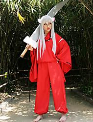 Inuyasha Terylene Kimono Cosplay Costume