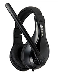 SENICC ST-2688 Ultimo Over-Ear Headphone woth Mic e remoto per PC / iPhone / Samsung / HTC