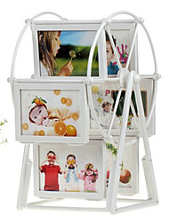 "9""H Country Style Windmill Type Picture Frame"