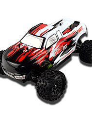 1/18 escala 4WD Monster Truck cepillado