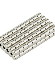 100PCS Super-Strong Magnet Circular Cylinder DIY Set(3x3mm)