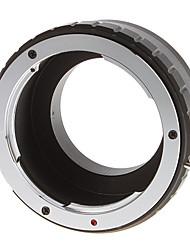CY-M4 / 3 объектива камеры переходное кольцо (черный)
