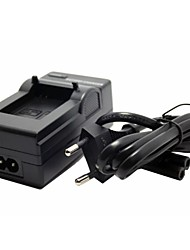 GGoPro Hero 3 Chargeur Adaptateur 4.2V 600mA Puissance Distribution Europe Marquage - Noir