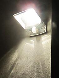Wiederaufladbare PIR Bewegungsmelder Solar-LED-Wand-Licht-Garten-Wandleuchte