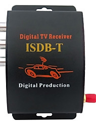 ISDB-T Brasilien 1-Seg Digital-TV-Receiver mit 2 Video-Ausgang (Composite Video CVBS, M-388x)