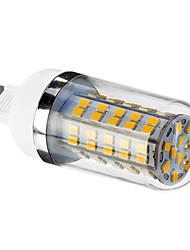 6W G9 LED Corn Lights T 80 SMD 2835 450-490 lm Warm White AC 85-265 V