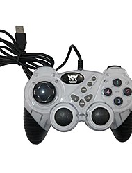 JINNIU USB 2.0 Wired Vibration Game Controller
