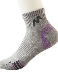 Maxland Frauen Grau Quick Dry Outdoor Wandern Socken