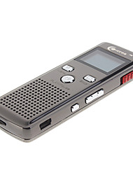 Co-crea 4GB 2.0USB Multi Language FM Tuner Professional TF card Digital Voice Recorder Black