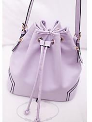 POLO Fashion Stylish Candy Color Crossbody Bag(Purple)