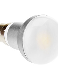 B22 7 W 1 COB 380-420 LM Cool White Globe Bulbs AC 85-265 V