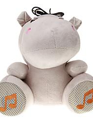 Mignon Président USB Hippo style avec télécommande