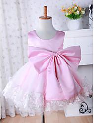 Girl's Dress Polyester Summer