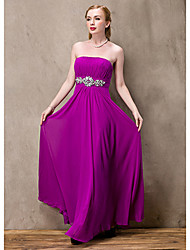 Women's Elegant Slim Wedding Bridesmaid Dress