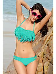 Sexy Halter Bikini Set borlas