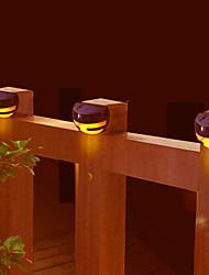 Moderni solare LED Light Wall luci da giardino