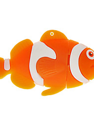 8GB Fish Shaped USB Flash Drive