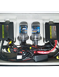 AOKIN 12V 55W HID Kit de conversion Xenon H3-DC
