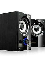 AC Power portatif de musique haut-parleur stéréo pour PC / ordinateur portable