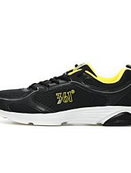 361°Keeping Warm Men's Anti-Slip Black Running Shoes