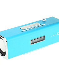 TT2 Multimedia Speaker with USB Flash Drive Micro SD Card FM Tuner
