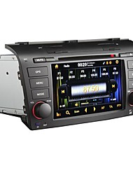 2 Lärm dash 7-Zoll Touch-Screen-Auto-PC DVD-Spieler GPS Multimedia bluetooth wifi für Mazda 3 (2004-2009)