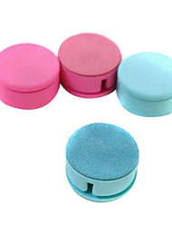 Candy Design Cell Phone Screen Cleaner & Wound-Headphone(Random Color)