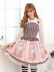 Sweet pretty Lolita Ailce Party Princess dress Rare Classy Lovely Cosplay