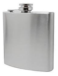 Small Portable Stainless Steel Wine Pot (6 Ounce)