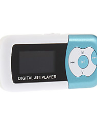 ZH-329 Mini Mp3 Player Suporte TF Digital (cores sortidas)